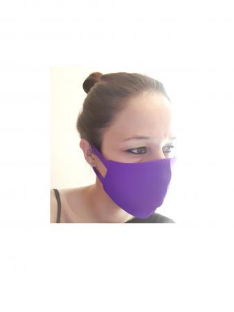 mascherina MIRTILLO VISO v